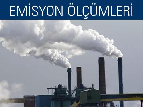 Emisyon Ölçümleri